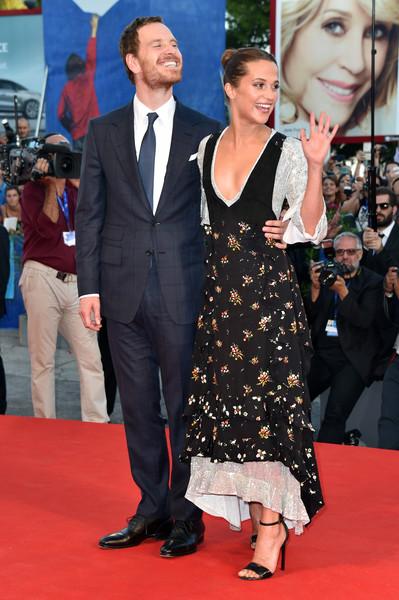 Alicia Vikander y Michael Fassbender se casan el próximo mes?