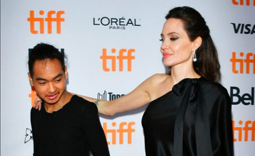 Angelina Jolie le prohibió a Maddox tener citas? What? LOL!