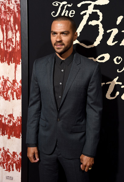 Jesse Williams comparten custodia con su ex esposa