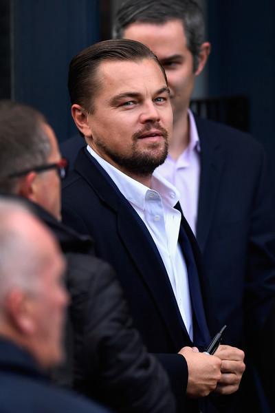 Leonardo DiCaprio como el Joker?