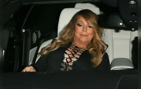 Mariah Carey tiene espejos que la hacen ver flaca!