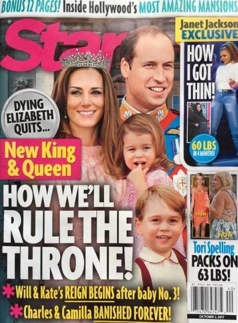 Princesa Kate tendrá una niña! (OK!)