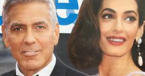George y Amal Clooney embarazados otra vez! (Life&Style)