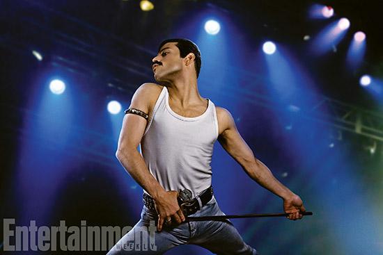 Vean a Rami Malek como Freddie Mercury en Bohemian Rhapsody! OMG!!