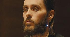 Jared Leto se volvió ciego para Blade Runner 2049