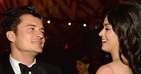 Katy Perry y Orlando Bloom en la playa, volvieron!