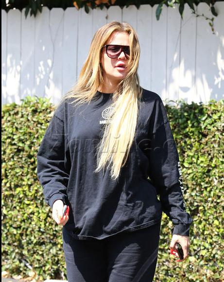 Khloe Kardashian embarazada de Tristan Thompson!!