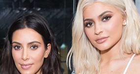 Kim Kardashian llama fake la noticia de su reacción al embarazo de Kylie