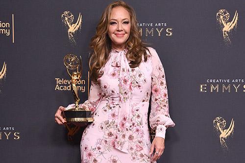 Leah Remini gana Emmy por su serie sobre la Scientology