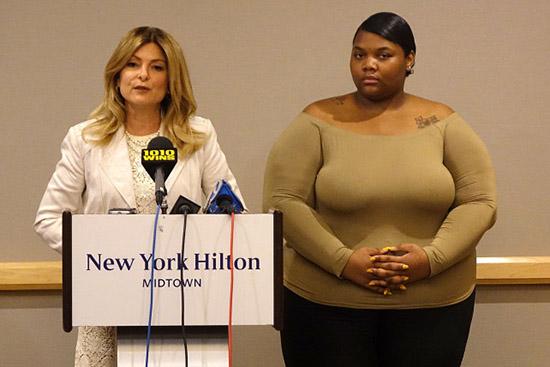 La mujer que demanda a Usher dice que grabó todo! WHAT?