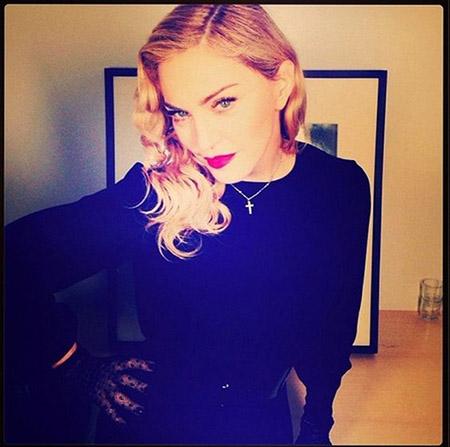 FedEx no cree que Madonna es Madonna LOL!