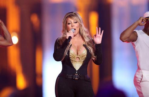 Mariah Carey decepciona en los Hip Hop Honors VH1?