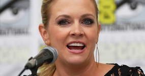 Melissa Joan Hart: el huracán Maria daña sus vacaciones WTF?