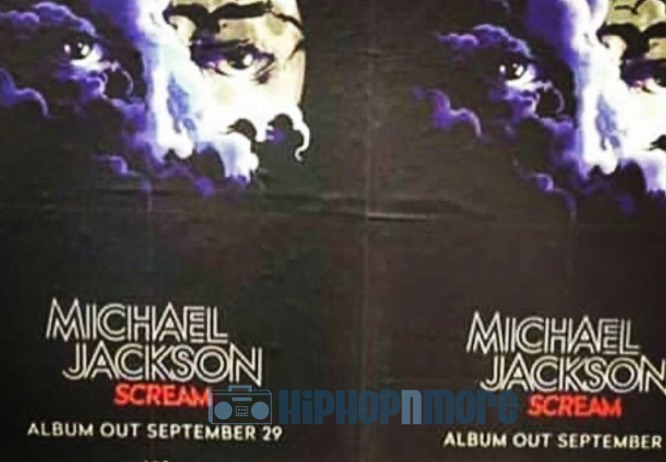 Nuevo disco de Michael Jackson: Scream?
