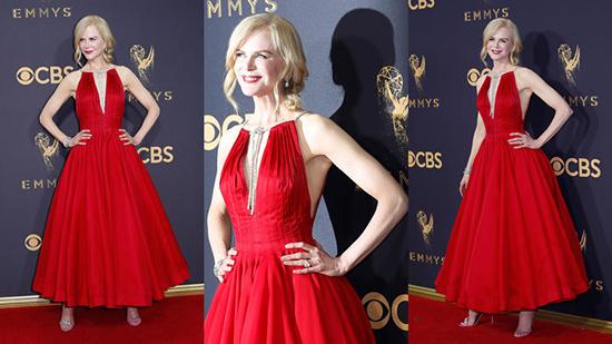 Lo Mejor, Alfombra Roja Emmys 2017
