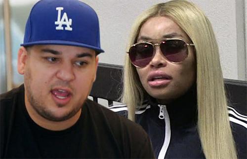 Blac Chyna y Rob Kardashian llegan a acuerdo de custodia