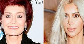 Sharon Osbourne explica su comentario de Kim