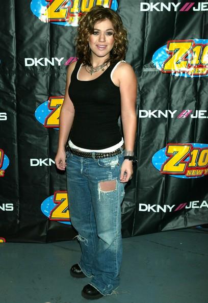 Kelly Clarkson quería matarse cuando era flaca