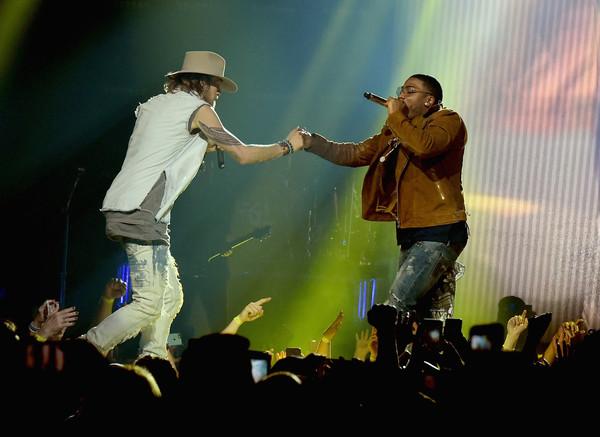 El rapero Nelly arrestado por violación