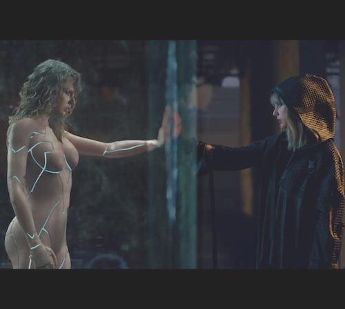 Decodificando el video Ready For It de Taylor Swift
