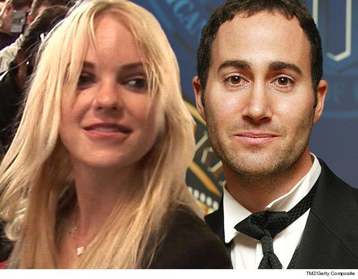 Anna Faris saliendo con el productor, Michael Barrett?