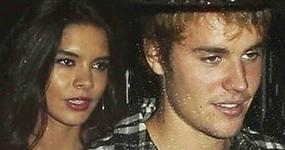 Justin Bieber saliendo con Paola Paulin