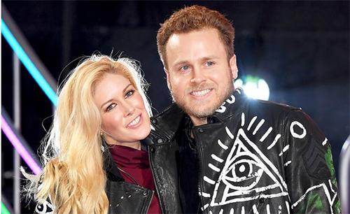 Heidi Montag y Spencer Pratt padres de un niño!!