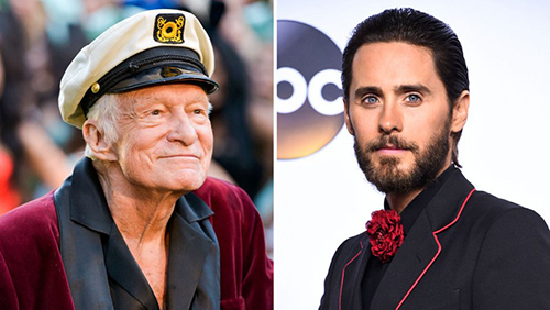 Jared Leto será Hugh Hefner en una biopic!