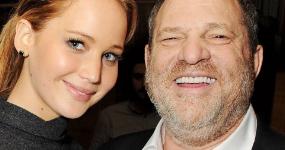 Jennifer Lawrence habla sobre Harvey Weinstein y las acusaciones