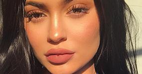 Kylie Jenner no podrá inyectarse los labios embarazada. Tragic!