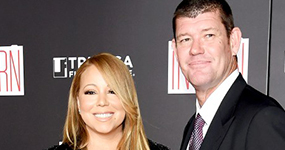 James Packer habla de Mariah Carey: Fue un error estar juntos.