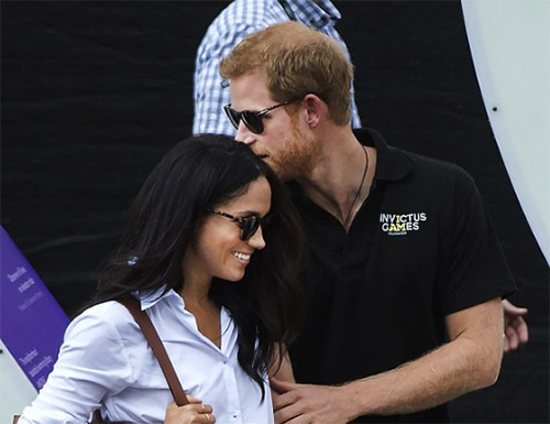 "Meghan Markle renuncia a ""Suits"" – boda real pronto?"