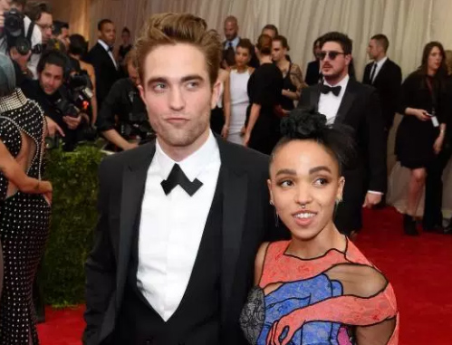 Robert Pattinson y FKA Twigs terminaron