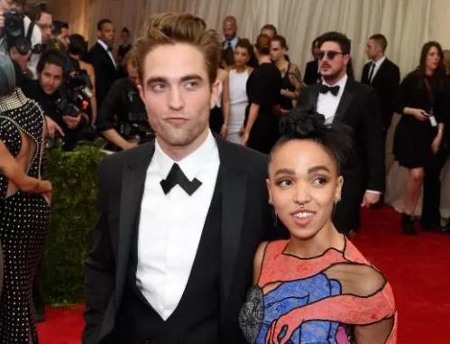 Robert Pattinson y FKA Twigs terminaron