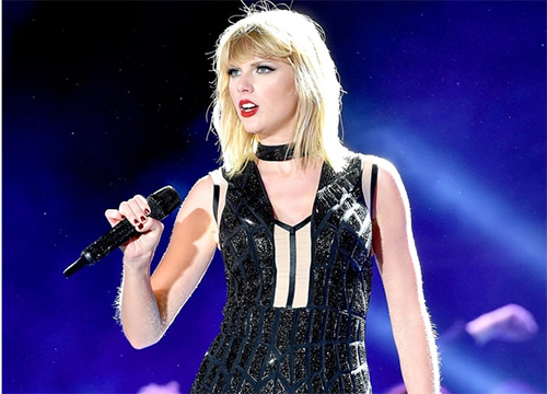 Taylor Swift canta sobre peleas: Kim Kardashian y Calvin Harris y más!
