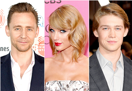 Gorgeous de Taylor Swift: es Tom Hiddleston o Joe Alwyn? LOL!