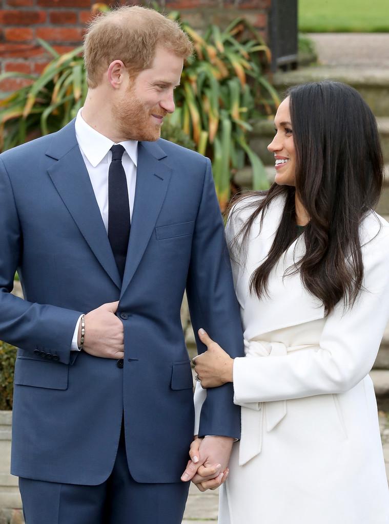 Anuncian oficialmente compromiso del Príncipe Harry y Meghan Markle!!