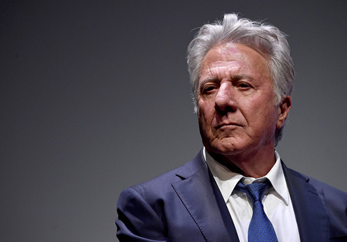 Dustin Hoffman acusado de acoso sexual a una chica de 17 años