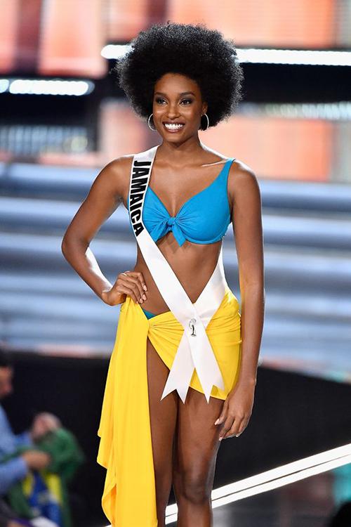 Miss Universe 2018 Demi Leigh Nel Peters >> Miss Sudáfrica gana Miss Universo! Robaron a Miss Jamaica?? | Farandulista
