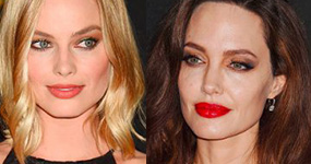 Angelina Jolie despreció a Margot Robbie? LOL!