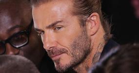David Beckham crisis de mediana edad?