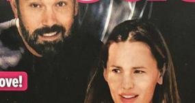 Jennifer Garner regresa con Ben! (InTouch)