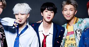 La banda coreana BTS rompe récord mundial