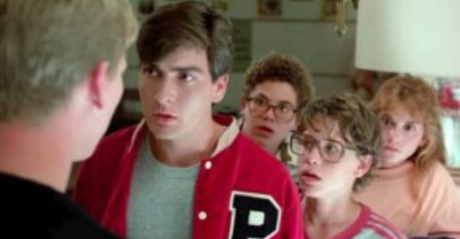 "Charlie Sheen violó a Corey Haim en el set de ""Lucas"" – National Enquirer"