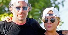 Lady Gaga y Christian Carino comprometidos!!