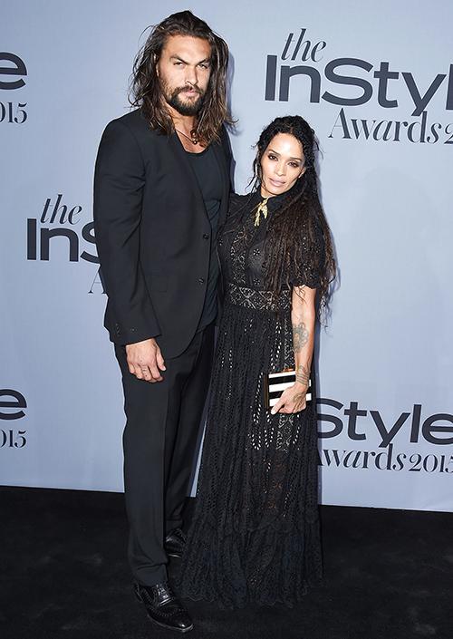 Jason Momoa y Lisa Bonet se casaron oficialmente! What?