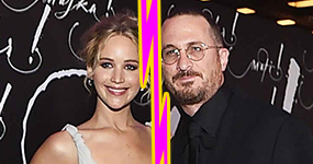 Jennifer Lawrence y Darren Aronofsky terminaron