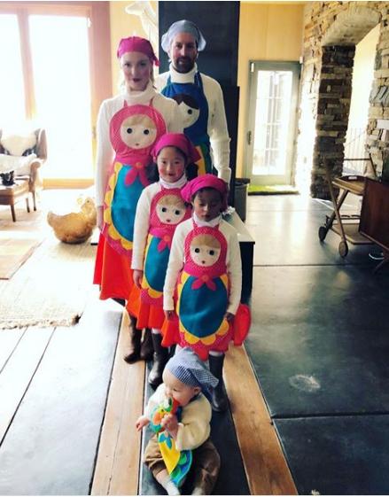 Las celebs y sus disfraces - Halloween 2017 | Farandulista