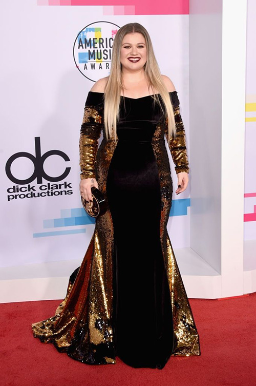 Alfombra Roja American Music Awards 2017