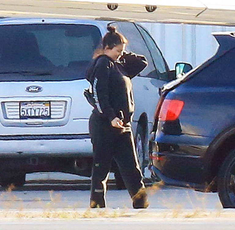 Kylie Jenner fotos de babybump están photoshopeadas! LOL!